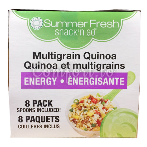SummerFresh Multi Grain Quinoa Salad, 8 x 125 g