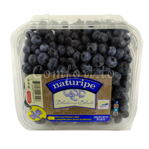 Blueberries, 510 g