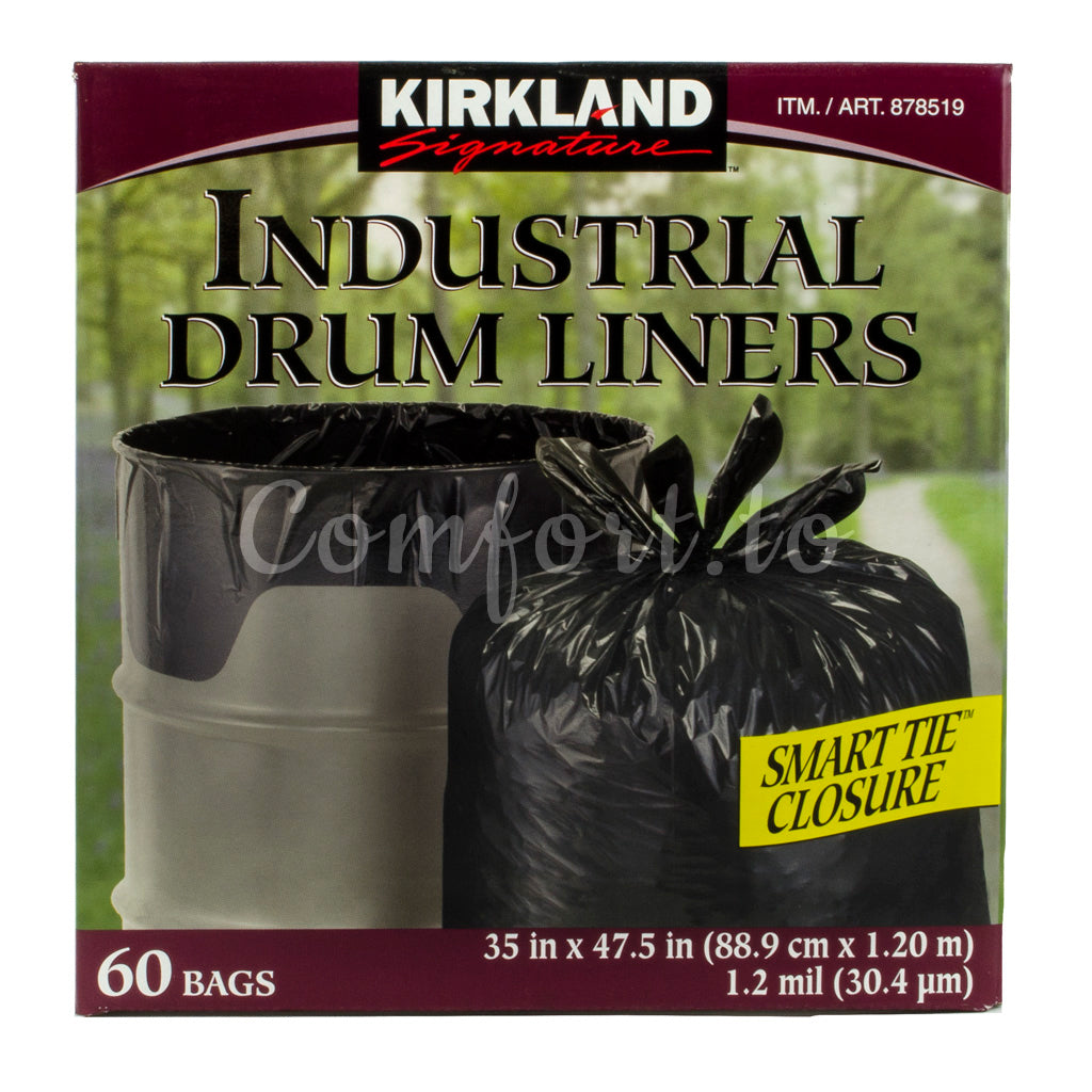Industrial Drum Liners - 60 liners