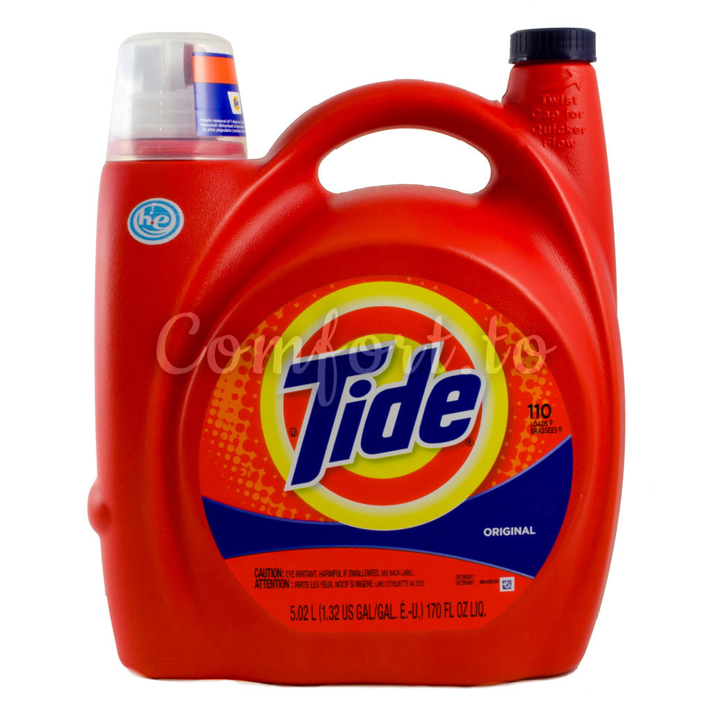 Tide Original Laundry Detergent, 110 loads