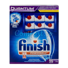 Finish Quantum Dishwasher Detergent, 100 loads