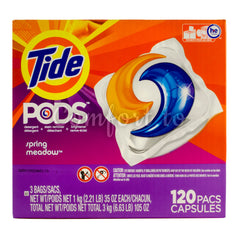 Tide Spring Meadow Laundry Detergent - 120 pods