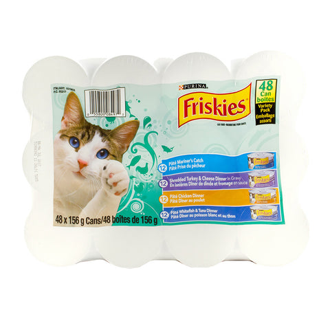 Purina Friskies Cat Food - 7.5kg