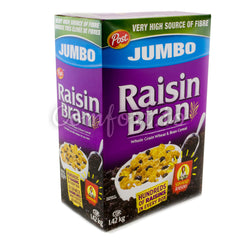 Post Raisin Bran Cereal - 1.4kg