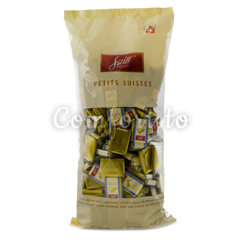 Swiss Delice Petits Suisses Milk Chocolate, 1.5 kg