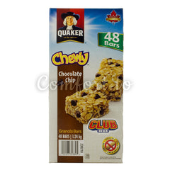 Quaker Chewy Chocolate Chip Granola Bars - 1.2kg