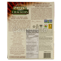 Mary's Organic Gluten Free Crackers - 566g