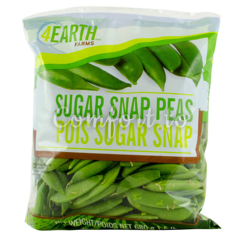 Sugar Snap Peas - 1.5lb