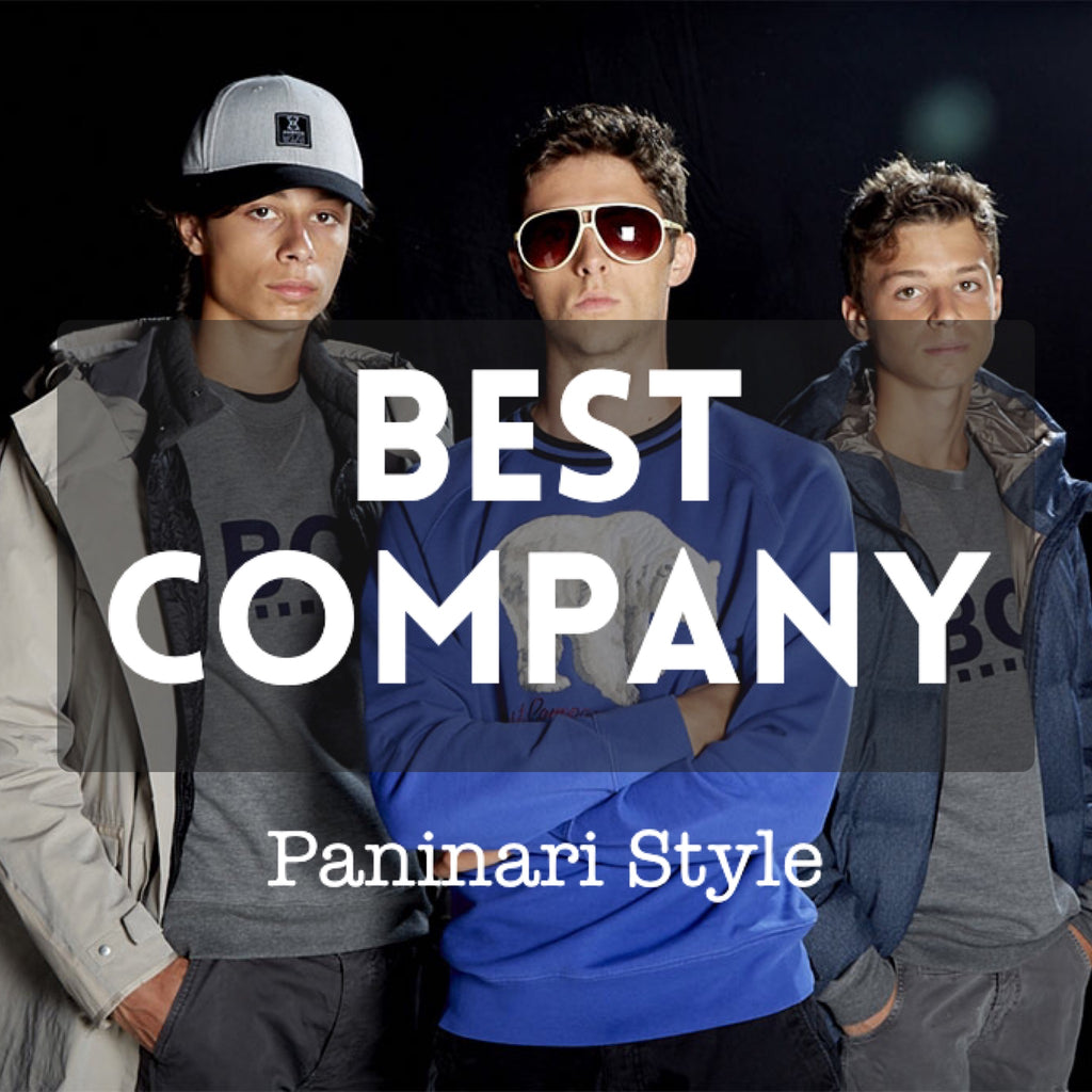 Best Company, Paninaro Style And The 80s Casuals