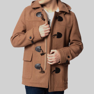 These New Coats From Merc London Will Keep You Warm!