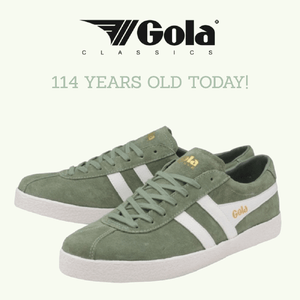 Happy Birthday Gola - 114 today!