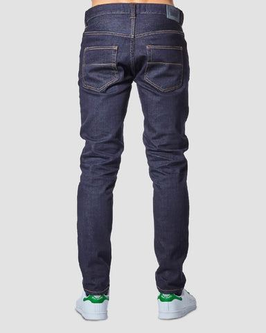 weekend offender jeans tapered fit rinse wash