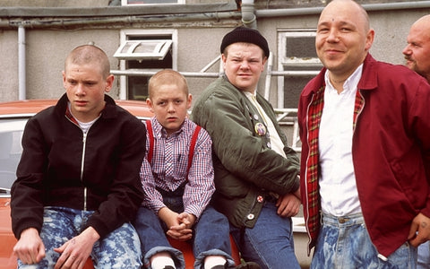 This Is England-Skins wearing Harrington
