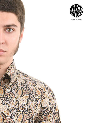 art gallery clothing paisley shirt aw 2018