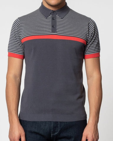 merc blake polo shirt