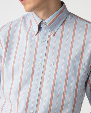Ben Sherman Archive Shirt BRIGHTON in Pinstripe