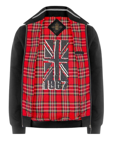 merc harrington 50 jacket