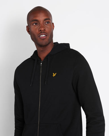 Lyle and Scott Zip-Through Hoodie
