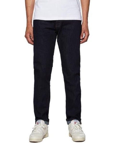 Weekend Offender Jeans-410 Tapered Fit Dark Rinsed