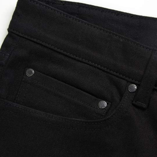 Weekend Offender Jeans 444 Tapered Fit Black
