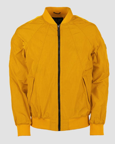 Weekend Offender BRADBURY Bomber Jacket Buttermilk - indi menswear