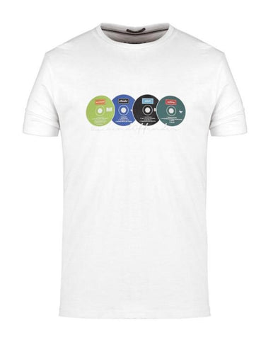 Weekend Offender T Shirt Definately Maybe White