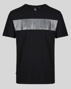 Luke T Shirt DANNY GRIFFITHS Jet Black