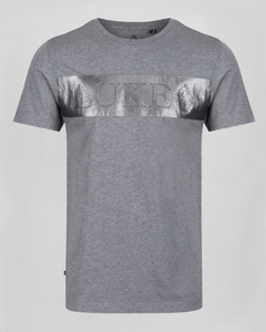 Luke T Shirt DANNY GRIFFITHS Marl Grey