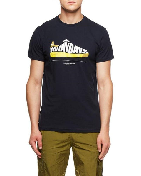 Weekend Offender T Shirt FOREST Navy