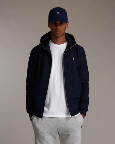 Lyle and Scott SOFTSHELL JACKET Dark Navy