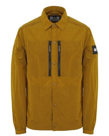 Weekend Offender Over-Shirt NICKY EYES Golden
