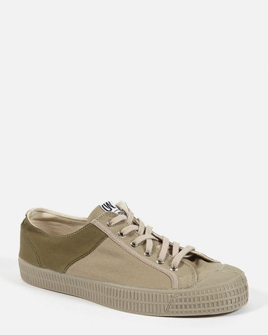 Novesta X Universal Works Two-Tone Olive/Military/Olive