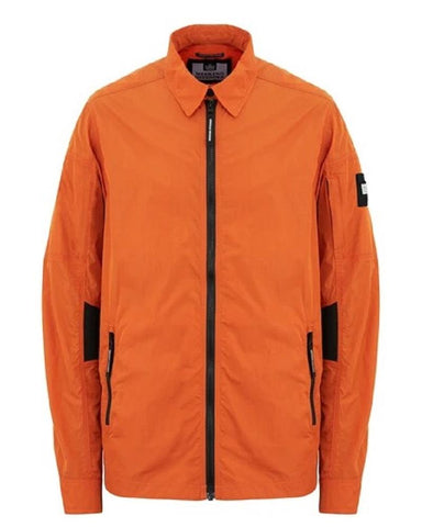 Weekend Offender Lightweight Over-Shirt ROCHA Marmalade