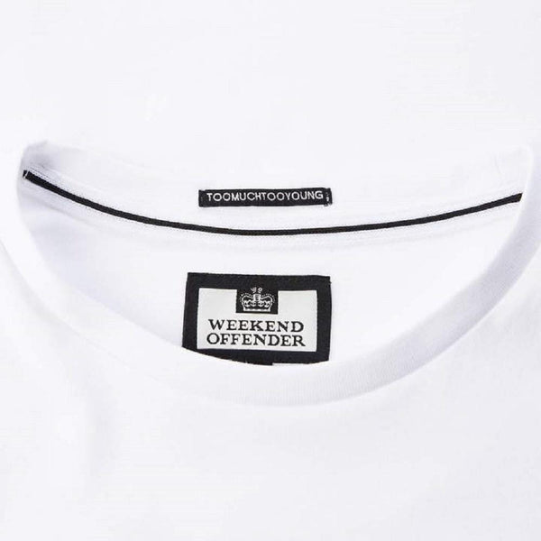 Weekend Offender T Shirt THE FIRM White