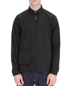 Weekend Offender Over-Shirt VINNIE Black
