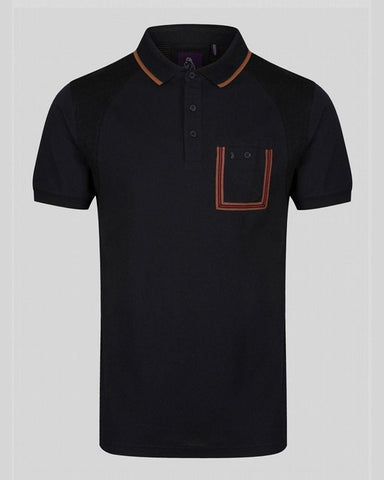 Luke 1977 Polo ARKELA Jet Black