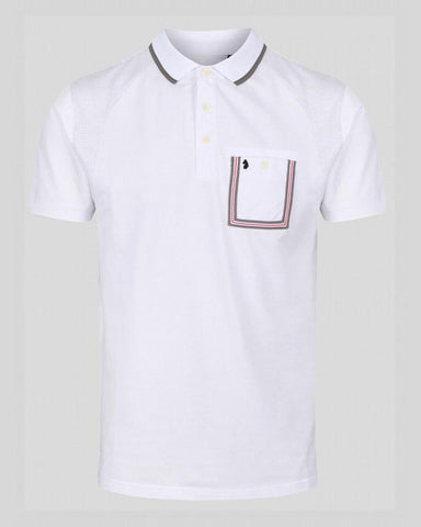 Luke 1977 Polo ARKELA White