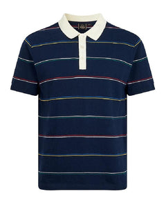 Merc London BAILEY Polo Navy