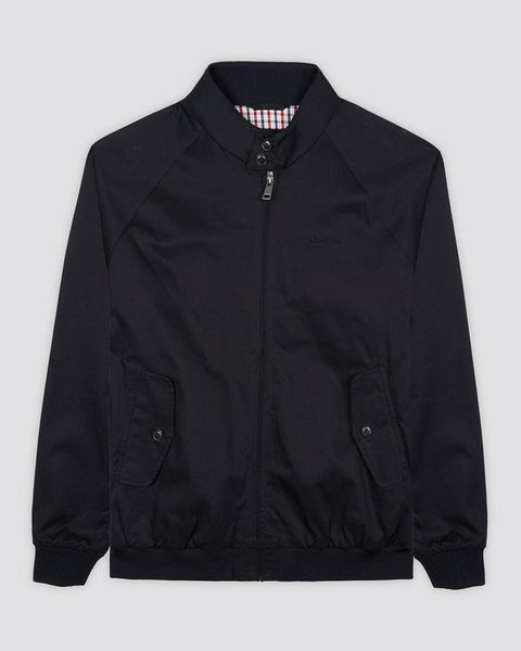 Ben Sherman Harrington Black