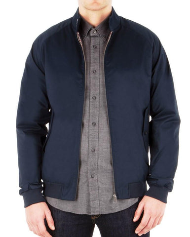 Ben Sherman Harrington Navy