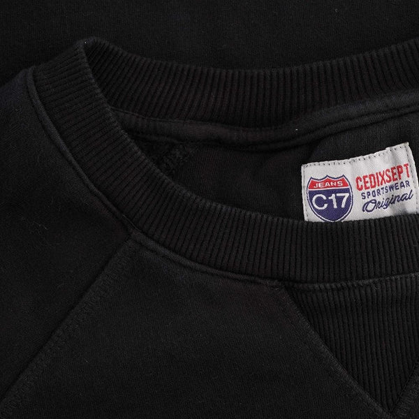 C17 Jeans WINTER CREW Black