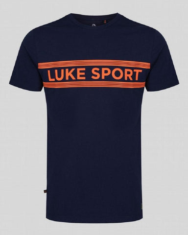 Luke CONTINENTAL T Shirt Navy