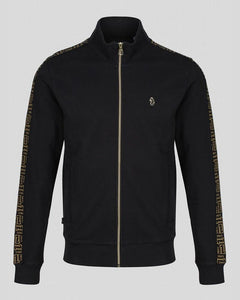 Luke 1977 DOUGAN Track Top Black