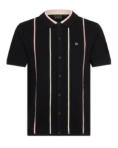 Merc London EDEN Polo Black