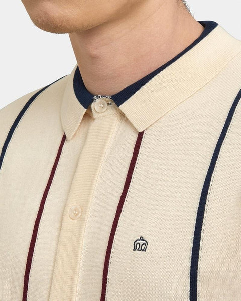 Merc London EDEN Polo Ivory