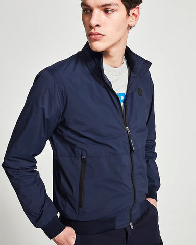 North Sails ROUSAY Stretch Bomber Jacket Navy