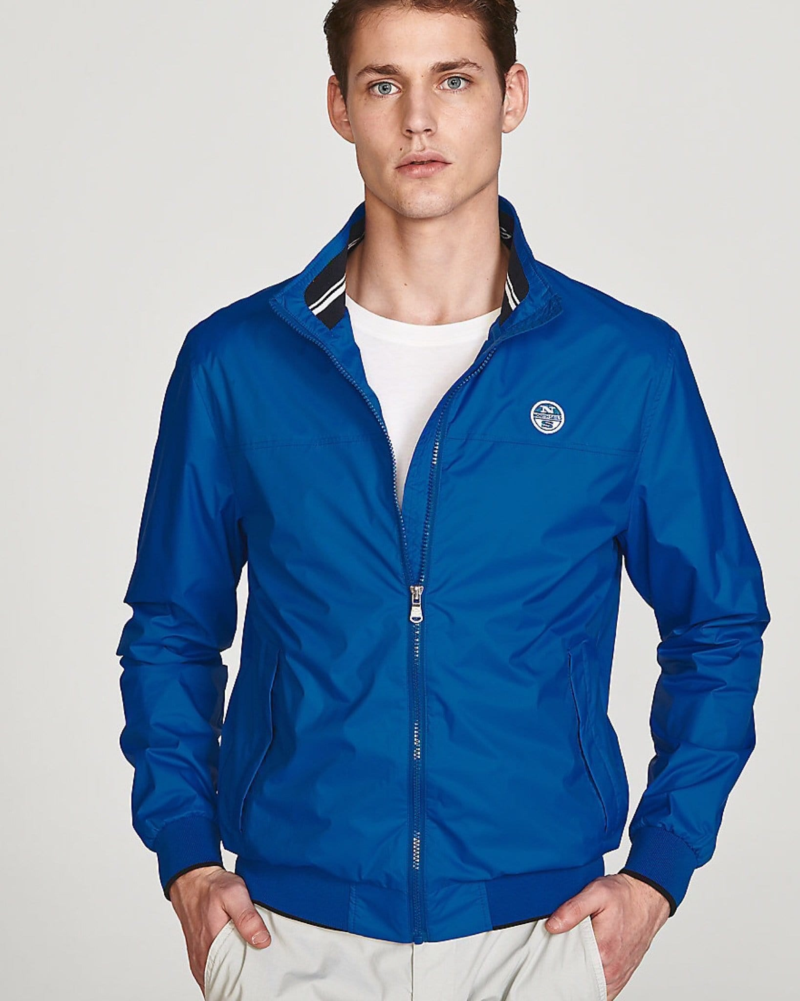 North Sails Sailor Jacket Royal Blue