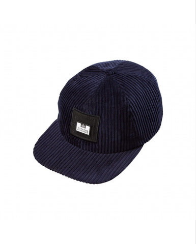 Weekend Offender Corduroy Cap Navy