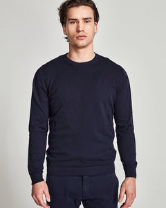 North Sails Cotton Jumper Navy