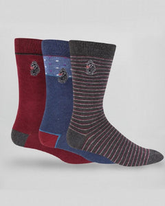 Luke BOVEY Sock Set Winos Nose Boxed